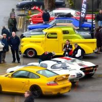 CLASSICs and Supercars on the Quay